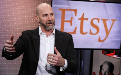 Etsy CEO says 20,000 of its shops are now selling face masks following CDC recommendation