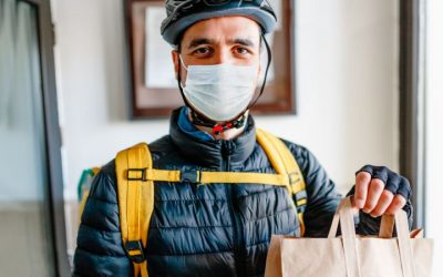 Here's How Much To Tip Delivery Drivers During The Coronavirus Pandemic