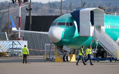 Boeing is laying off close to 7,000 employees this week as coronavirus pandemic hurts demand