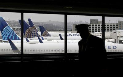 United cuts 13 high-level executives as travel demand 'still a very long way from where it was'