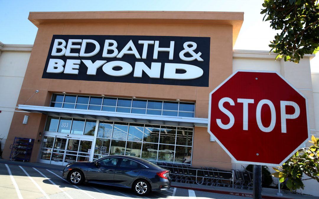 Bed Bath & Beyond Is Laying Off Hundreds Of Workers And Offshoring Their Jobs