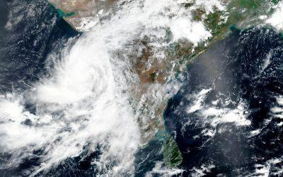 Cyclone Nisarga Nears India, Mumbai in Its Path