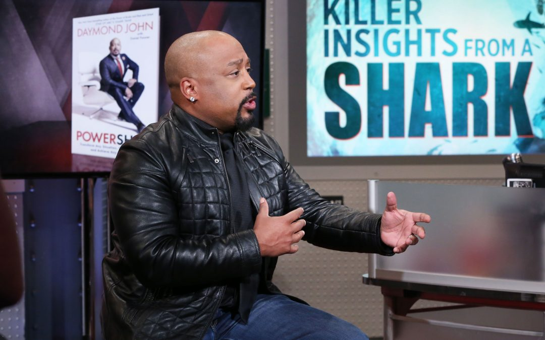 Daymond John: CEOs who want to address racial inequality should listen to their staff