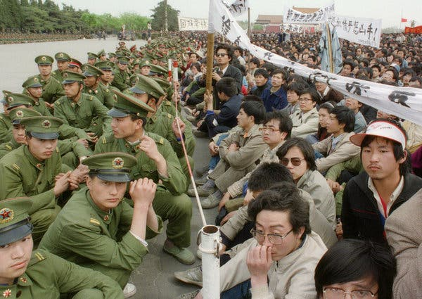 For Hong Kong, Tiananmen Looms Over the Future