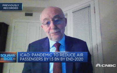 Pandemic measures will pose new challenges to airlines: UN aviation agency