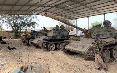 Russian-Backed Libyan Commander Retreats From Tripoli