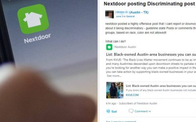 Some Nextdoor Moderators Are Up In Arms Following The Company's Decision To Support Black Lives Matter