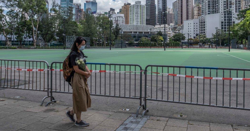 Tiananmen Vigil Organizers Say They Will Defy Hong Kong Police Ban