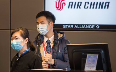U.S. scraps plans to ban Chinese airlines after Beijing permits foreign carriers, will limit flights to two a week