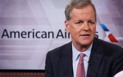 'We have to do more,' American Airlines CEO says about racial inequality
