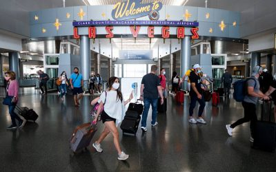 Air travel jumps over July 4 weekend, but down more than 70% from 2019