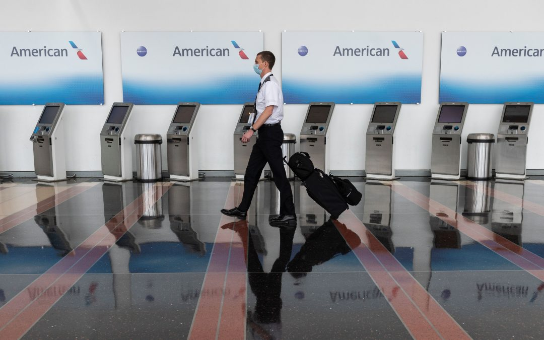 American Airlines says it's overstaffed by 20,000 employees for fall schedule
