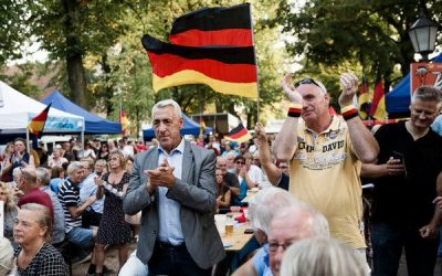 As Neo-Nazis Seed Military Ranks, Germany Confronts 'an Enemy Within'