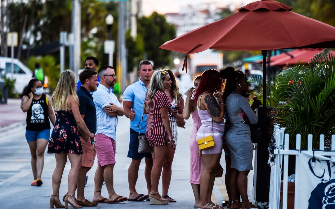 Bar owners reckon with costly stop and starts as states close them down again