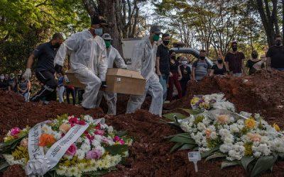 Brazil's Bolsonaro Hails Hydroxychloroquine Even as He Fights Coronavirus
