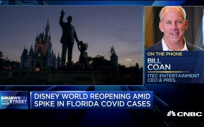 Disney needs to open and can do it safely: Former Disney Imagineer