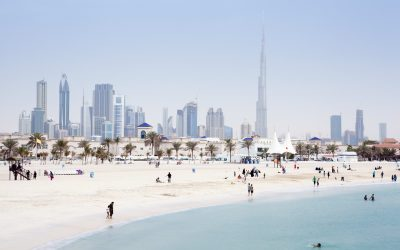 Dubai reopens to tourists: 'We have to be realistic' but 'confident' on sector rebound