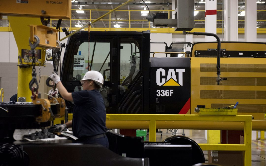 Here are Wednesday's biggest analyst calls of the day: Tesla, Nikola, Caterpillar, Goldman Sachs & more