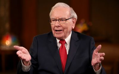 Mike Santoli's market notes: Growth dominance, Buffett's great Apple investment, uptrend confirmed?