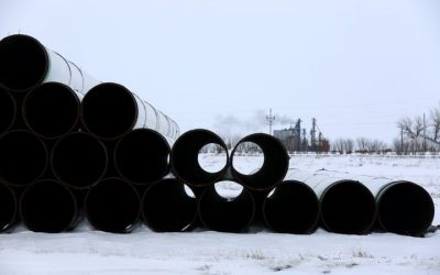 Oil And Gas Pipelines Look Like Increasingly Risky Bets
