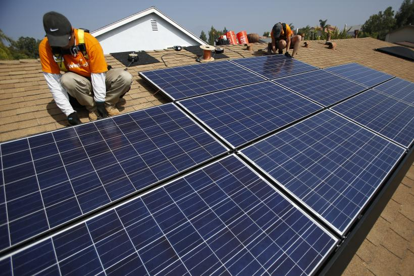 Residential solar play Sunrun surges on acquisition and the run may not be over, analysts say