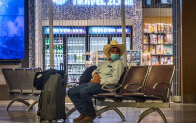 Trump administration calls for masks throughout air travel, other guidelines for Covid-19 era