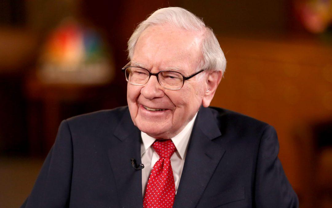 Warren Buffett giving away another $2.9 billion, bringing total donations since 2006 to $37 billion