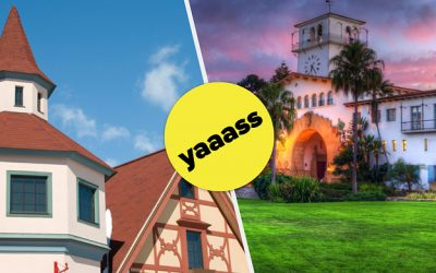 10 U.S. Destinations That Will Make You Swear You're In Europe