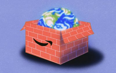 Amazon Is So Much Bricks and Mortar