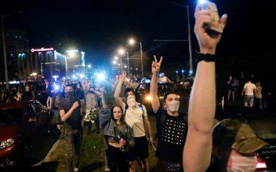 Belarus Election: Svetlana Tikhanovskaya Flees Country Amid Protests