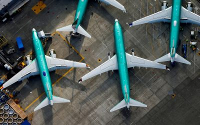 Boeing order cancellations outpace new sales for sixth straight month as demand continues to fall