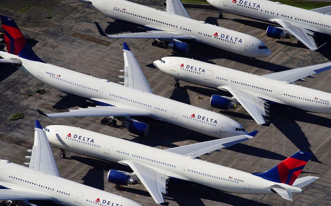 Delta urges 3,000 flight attendants to take unpaid leave, shorter schedules to avoid furloughs
