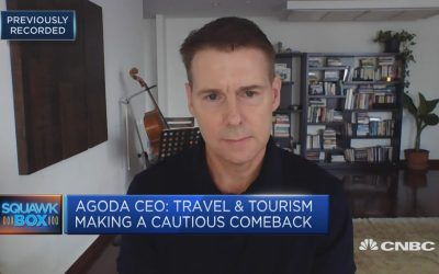 Domestic tourism in Asia is currently higher than pre-pandemic levels: Agoda