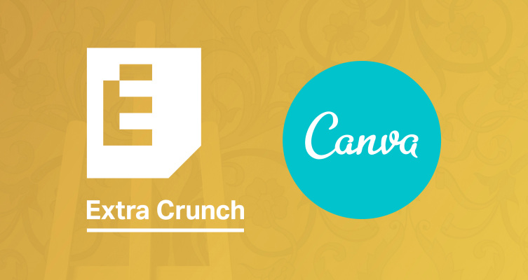Extra Crunch Partner Perk: Members save 20% on Canva Pro