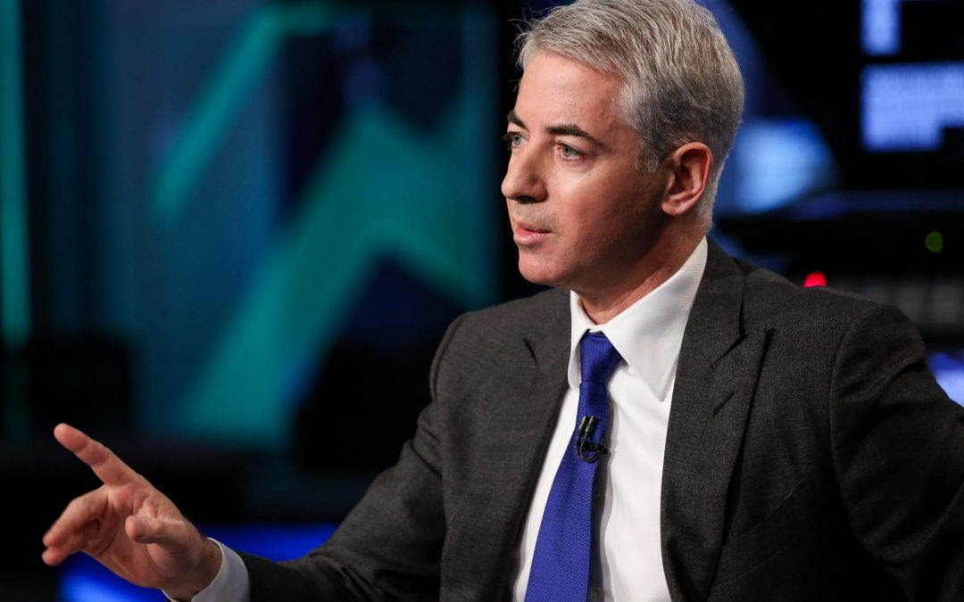 Here are Bill Ackman's latest stock moves