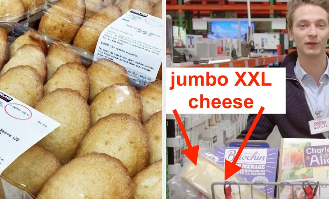 Here's How A French Costco Is Different From An American One