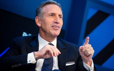Howard Schultz: U.S. could lose 'the next Starbucks' without more aid to small businesses