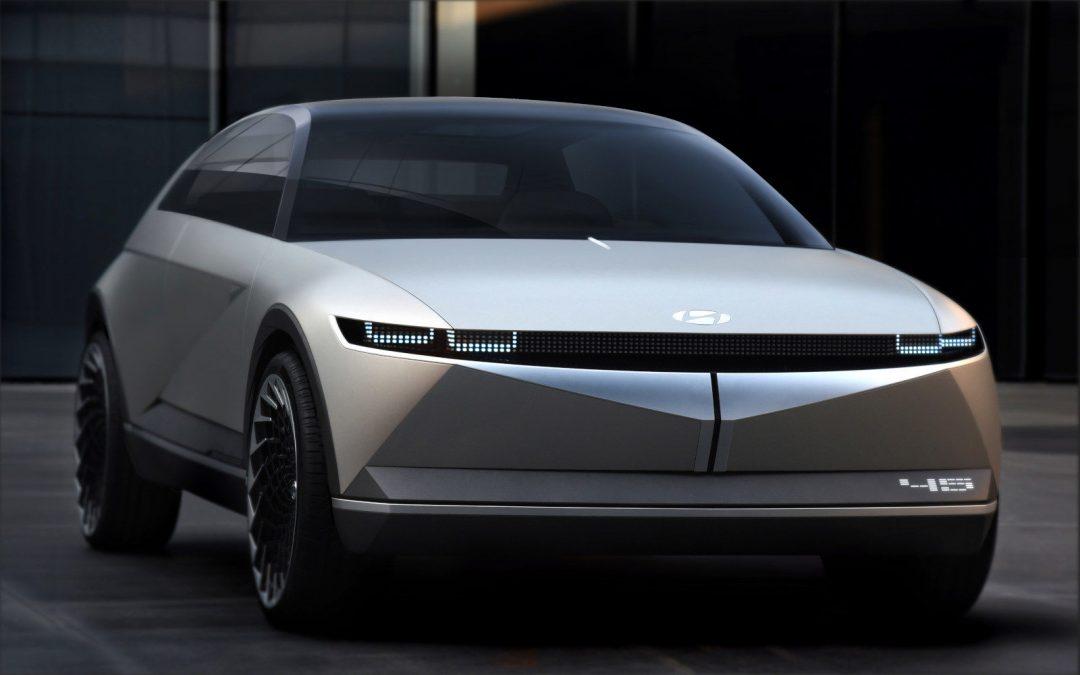 Hyundai to bring three new EVs to market under spinoff brand Ioniq