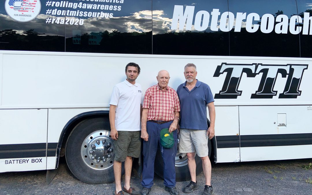 Motorcoach industry looks to Congress to keep buses on the road as pandemic wipes out travel demand