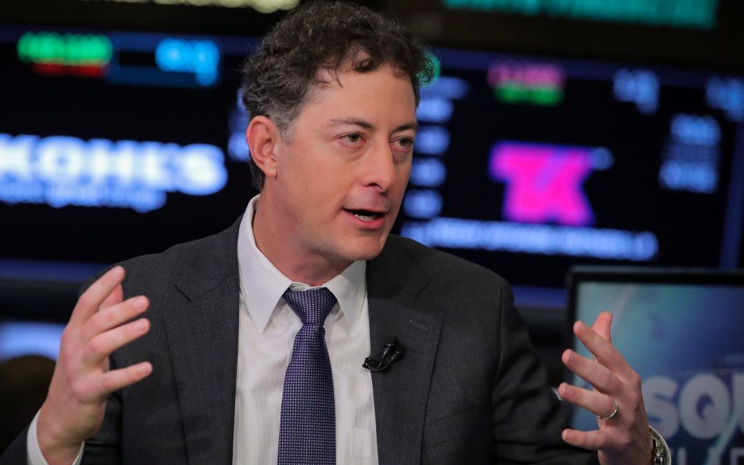 Starboard Value's Jeffrey Smith cuts EBay stake, bets big on software