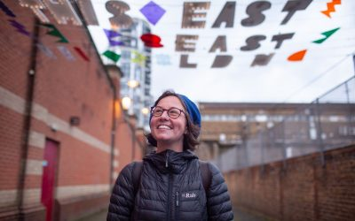 'The street is a place to connect': the social enterprise that reimagines public spaces
