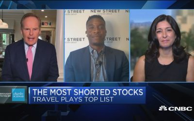Trading Nation: Here are some of the most shorted stocks