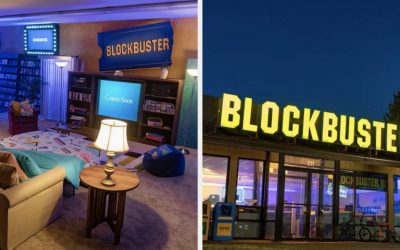 You Can Have A Sleepover At The Last Blockbuster On Earth For Four Dollars