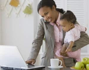 Entrepreneurial Moms Share Creative Strategies for Juggling Business and Family at Home