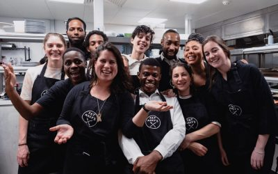 The dining scheme that helps young people out of homelessness
