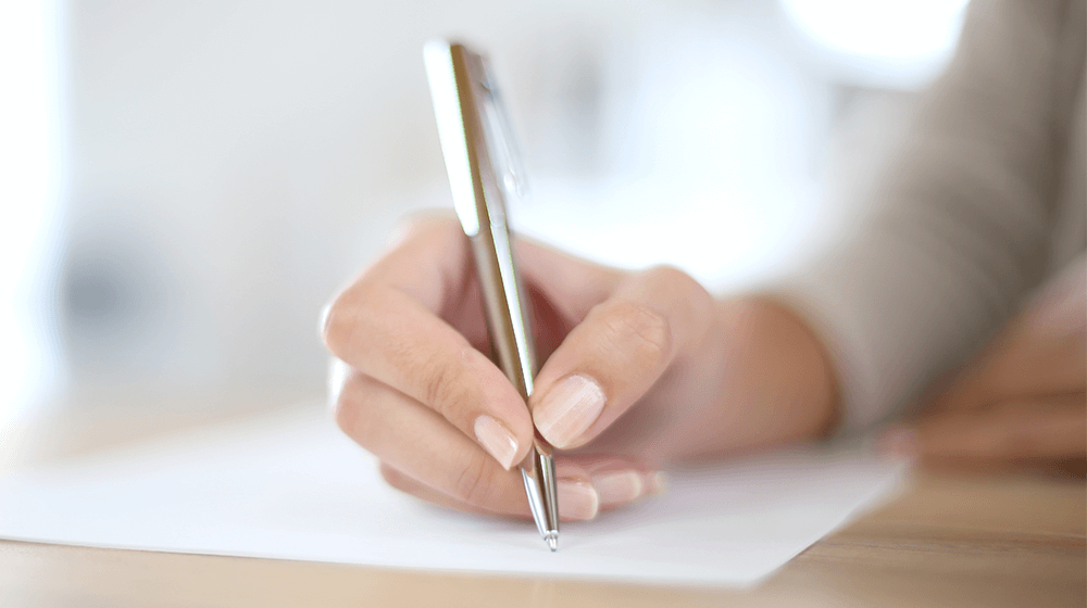 5 Reasons You Should Send Clients Handwritten Notes