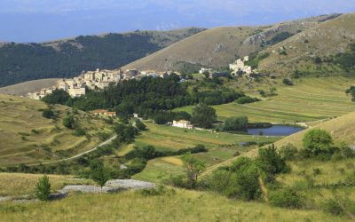 A picturesque hilltop village in Italy will pay you to move and work there