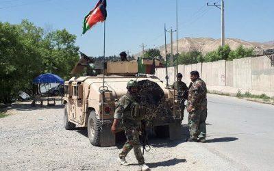 A Storied Female Warlord Surrenders, Taliban Say, Exposing Afghan Weakness
