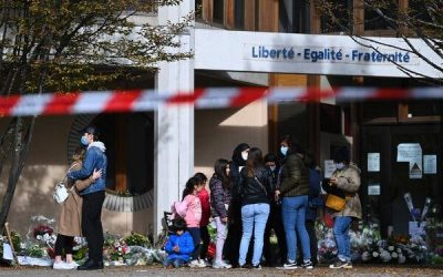 After Teacher's Decapitation, France Unleashes a Broad Crackdown on 'the Enemy Within'