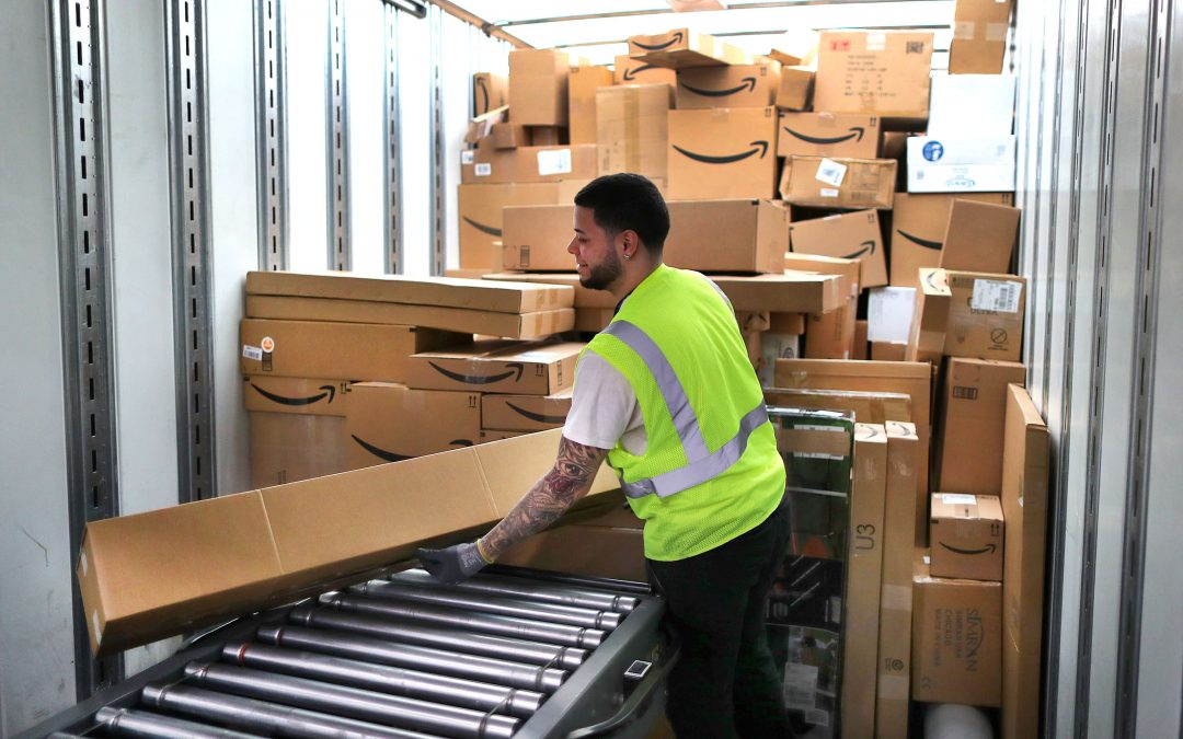 Amazon says third-party sellers made more than $3.5 billion from Prime Day